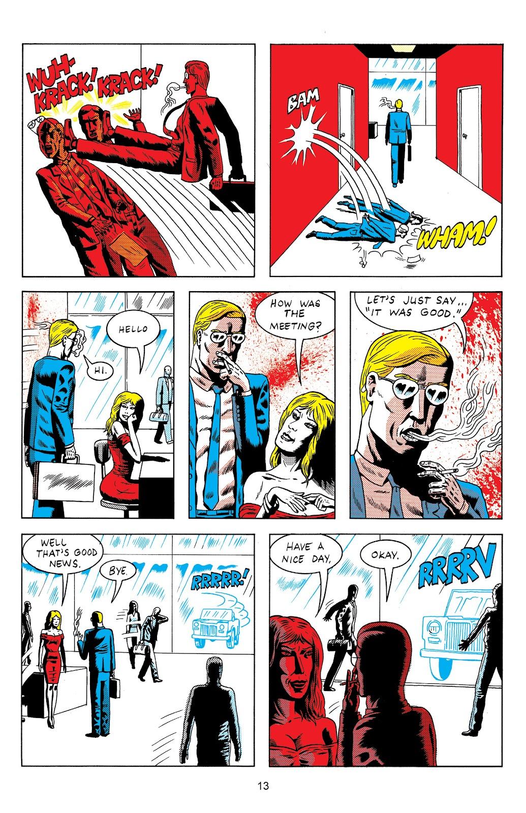 Read online Terror Assaulter: O.M.W.O.T (One Man War On Terror) comic -  Issue # TPB - 14