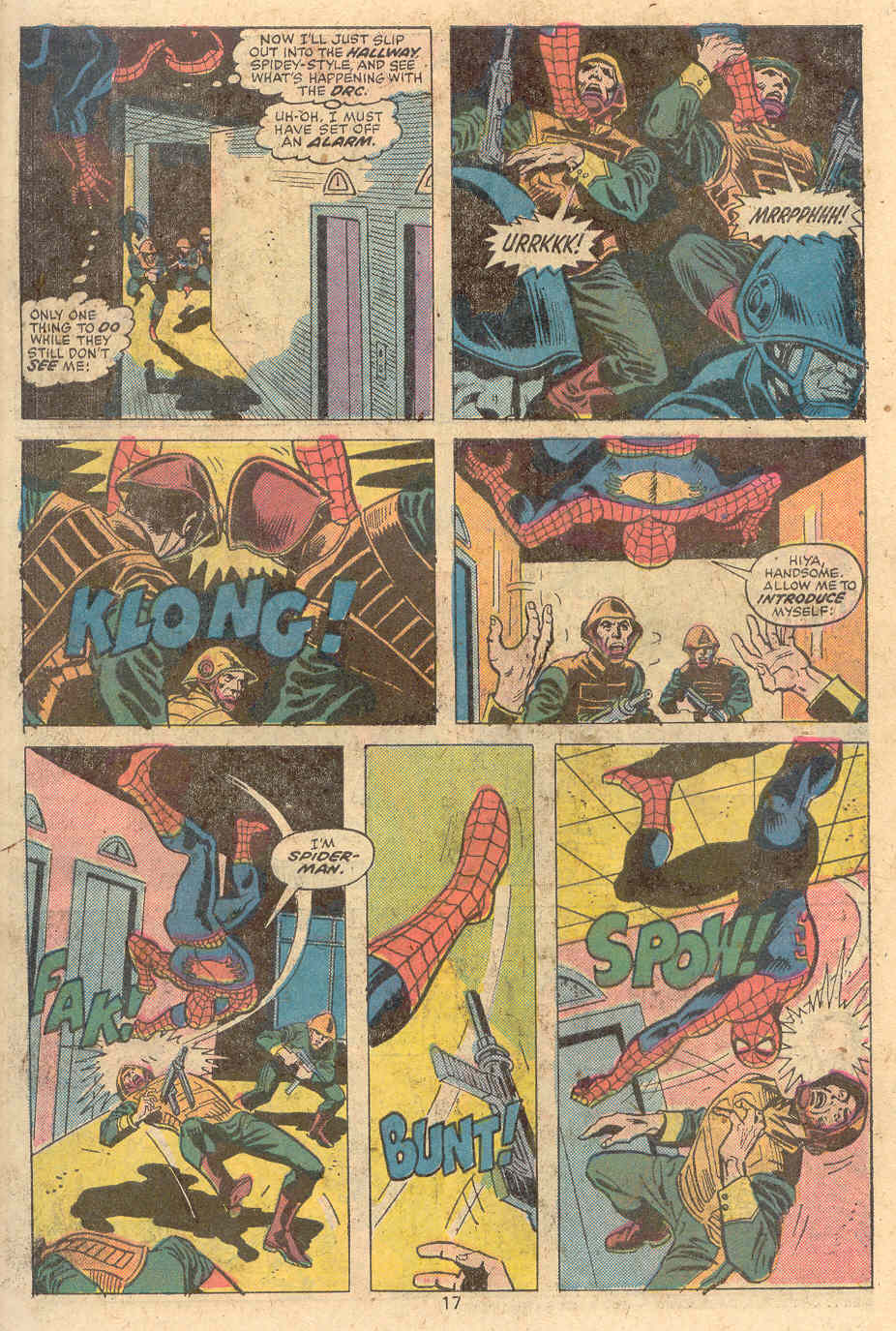 Giant-Size Spider-Man (1974) issue 4 - Page 15