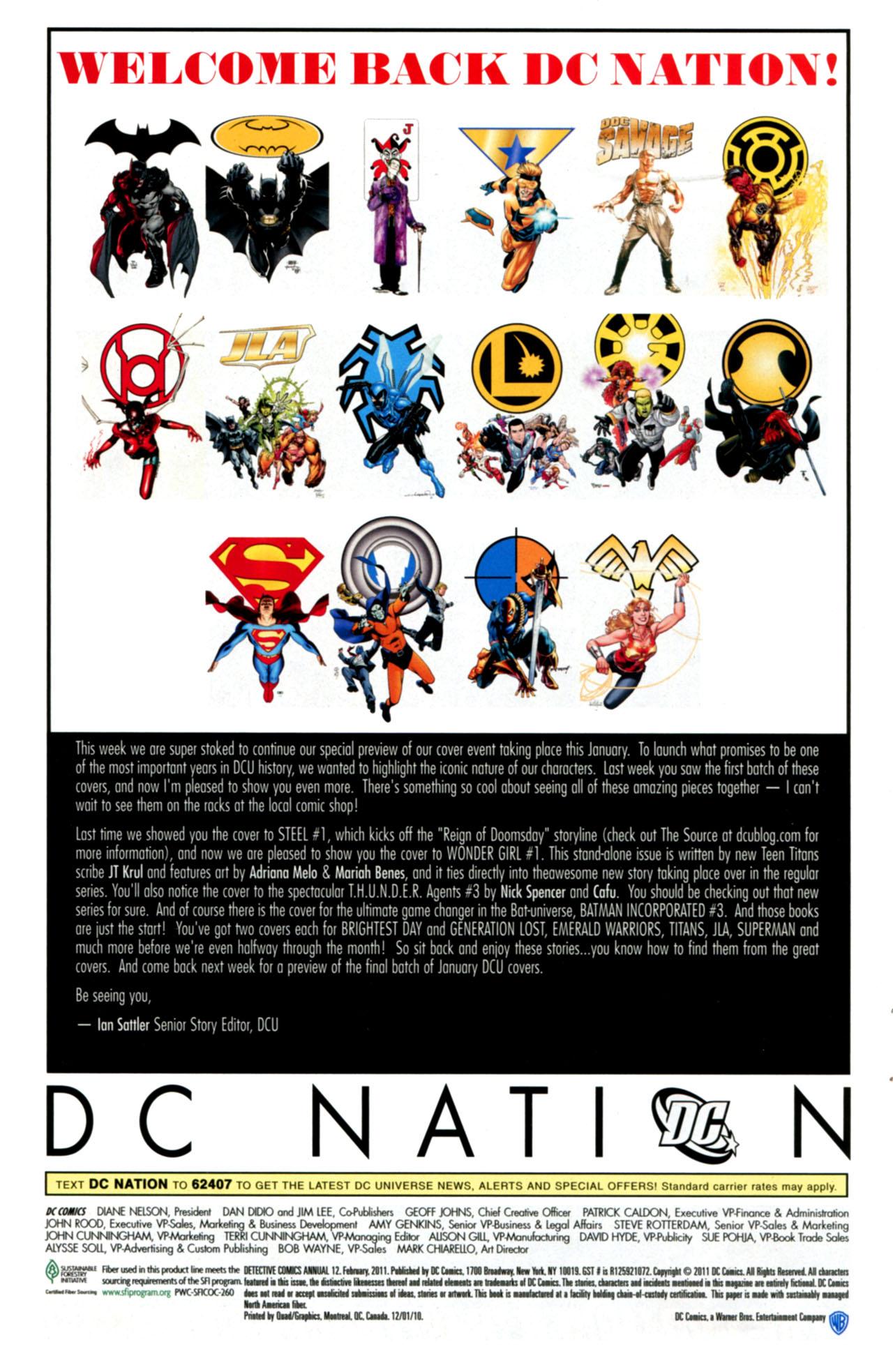 Read online Detective Comics (1937) comic -  Issue # _Annual 12 - 49