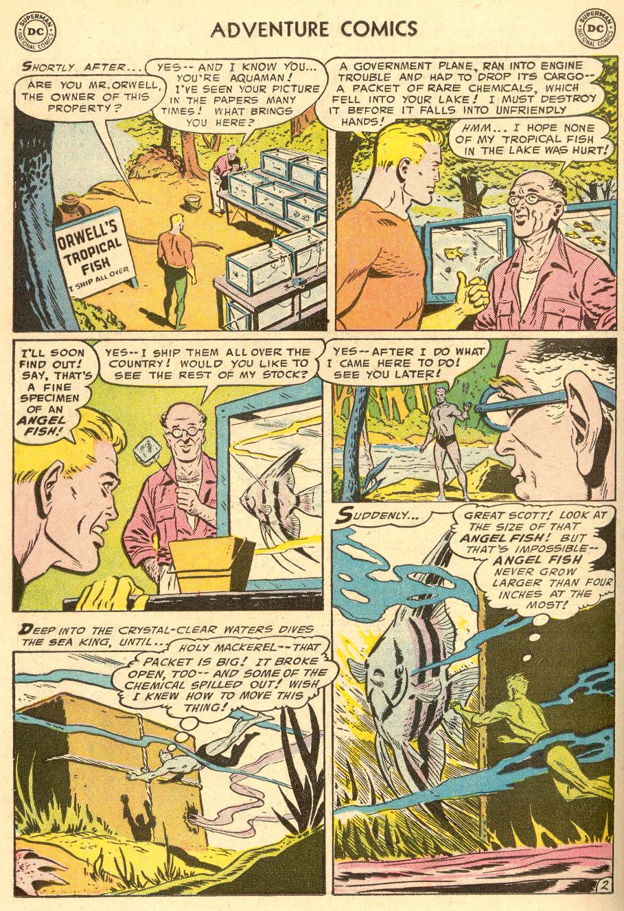 Read online Adventure Comics (1938) comic -  Issue #212 - 18