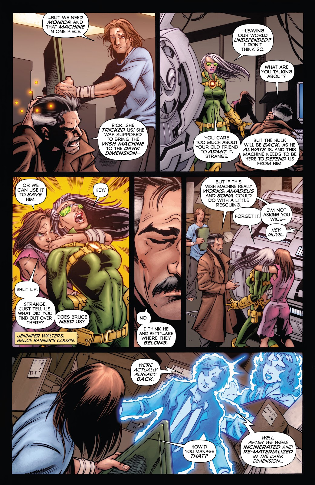 Read online Incredible Hulks (2010) comic -  Issue # _TPB Heart of the Monster - 112