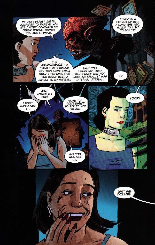 Read online Vampire the Masquerade comic -  Issue # Nosferatu - 42