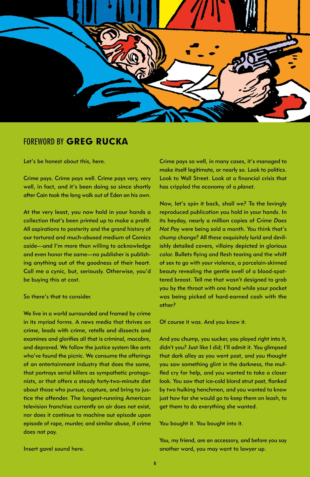Read online Crime Does Not Pay Archives comic -  Issue # TPB 2 (Part 1) - 8