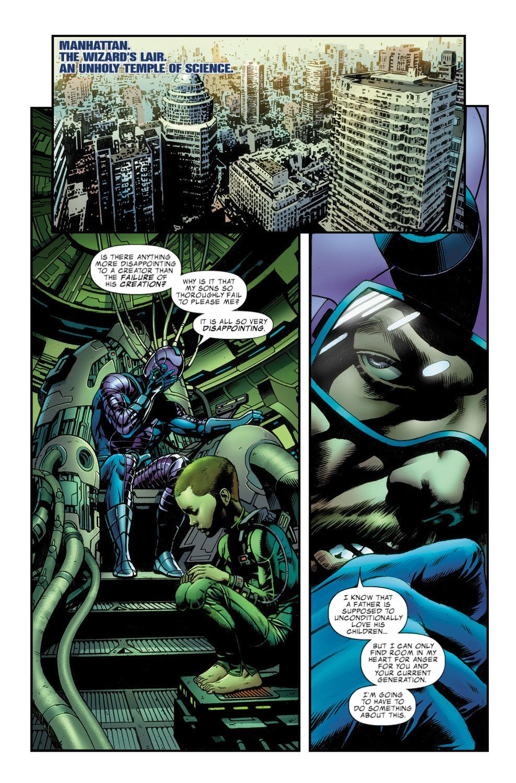 Read online Fantastic Four: Season One comic -  Issue # TPB - 114