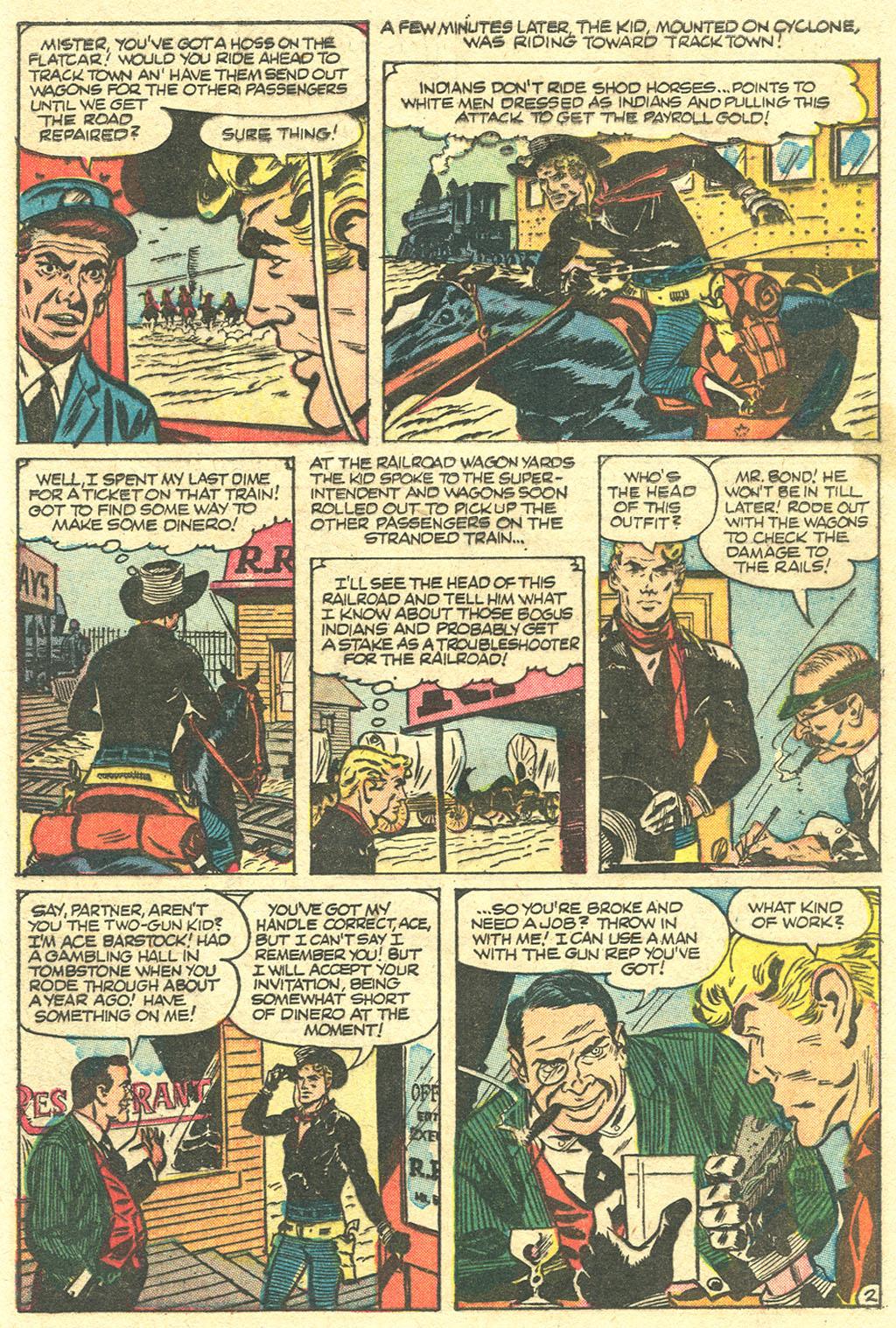 Read online Two-Gun Kid comic -  Issue #32 - 29