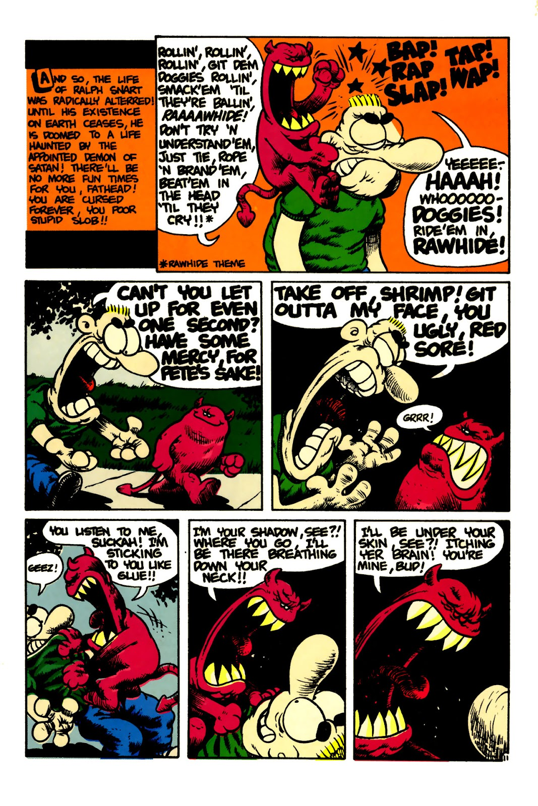 Ralph Snart Adventures (1988) issue 5 - Page 13