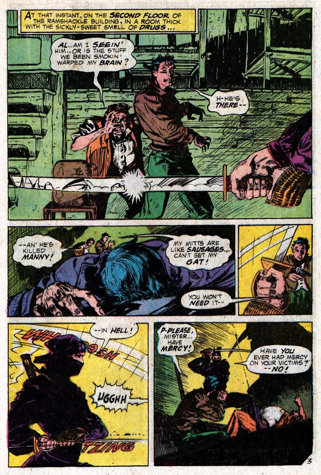 The Shadow (1973) issue 6 - Page 5