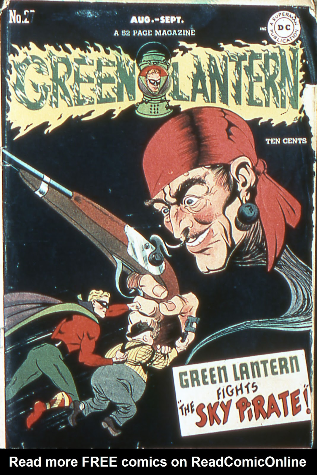 Green Lantern (1941) issue 27 - Page 1