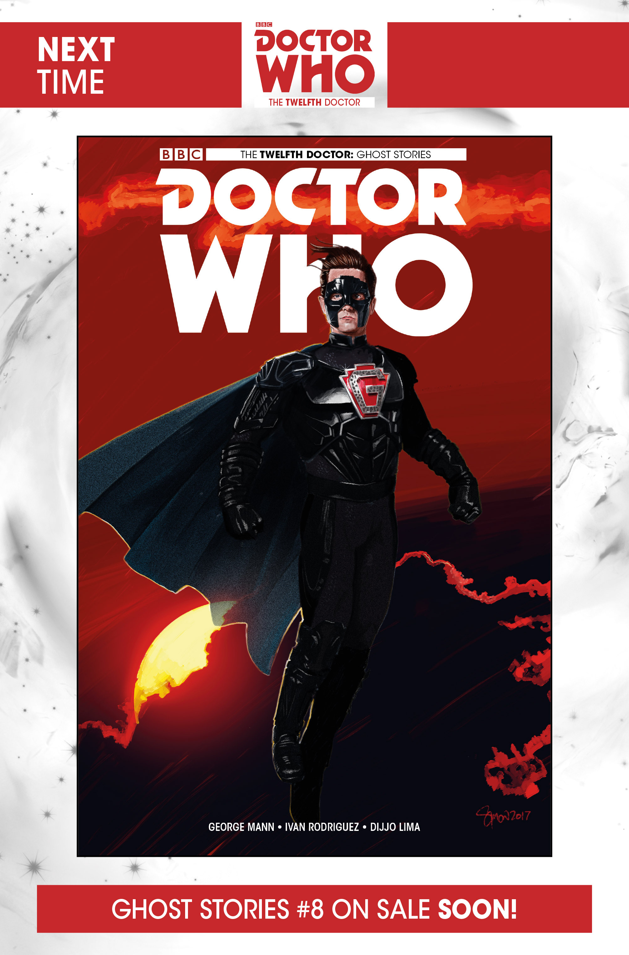 Read online Doctor Who: Ghost Stories comic -  Issue #7 - 15
