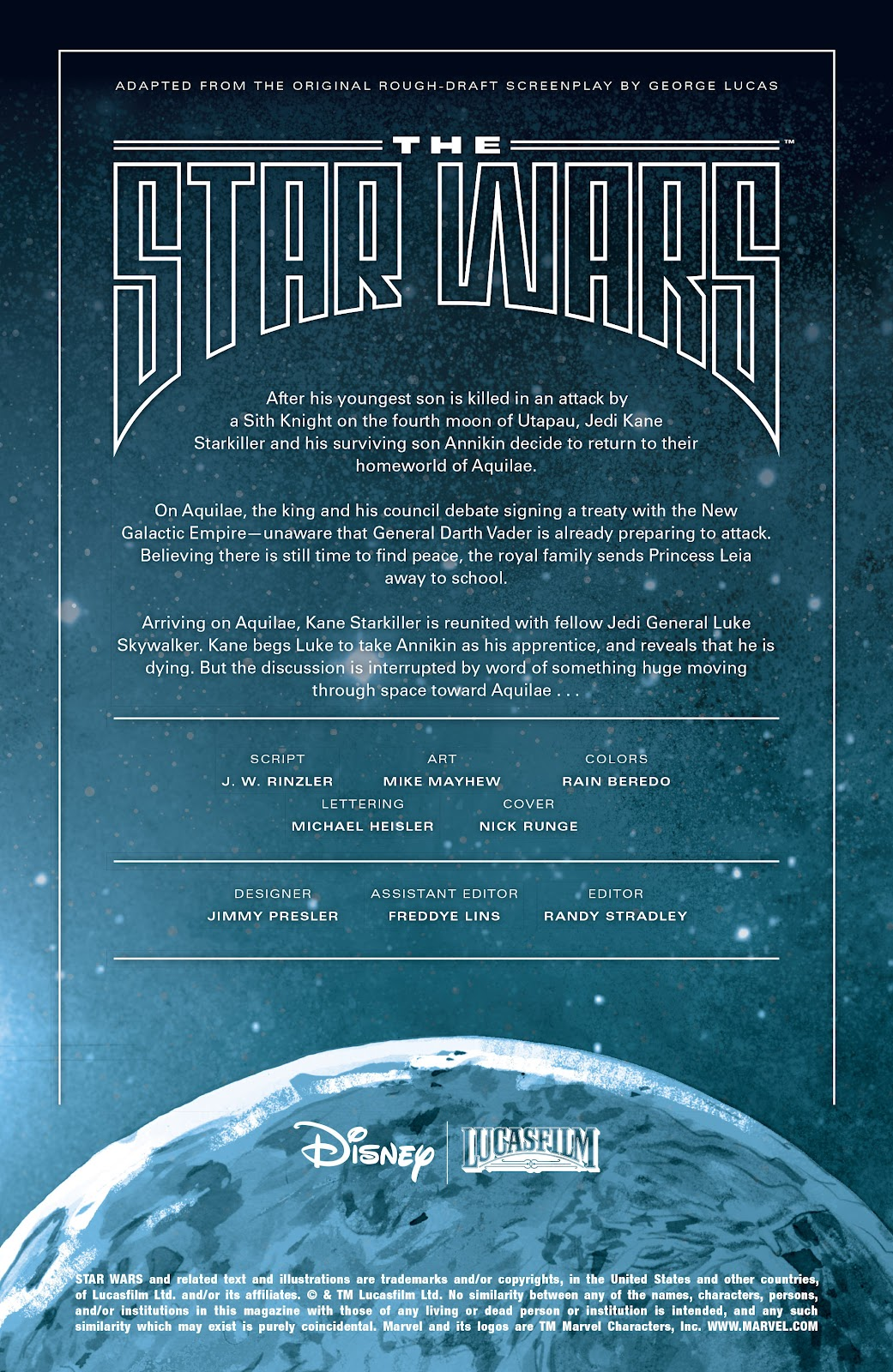 Read online Star Wars Legends: Infinities - Epic Collection comic -  Issue # TPB (Part 4) - 22