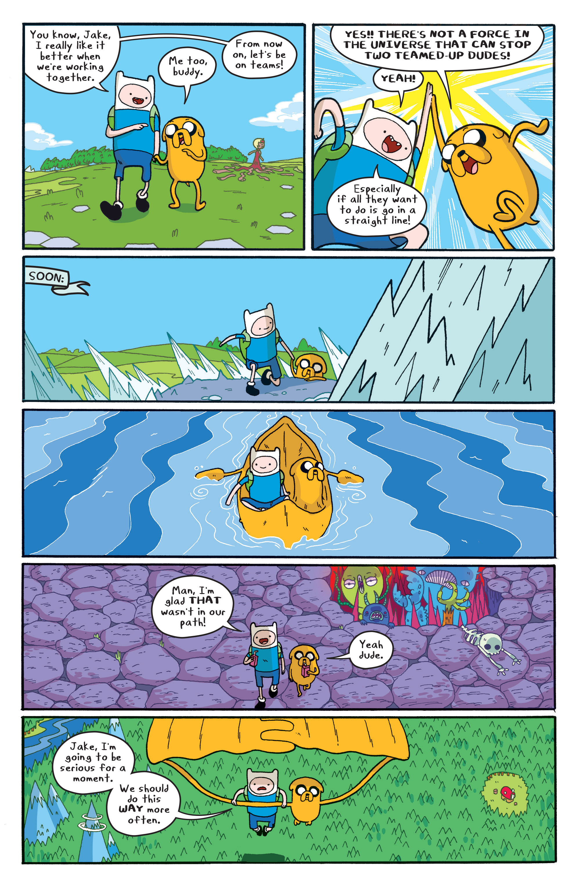 Read online Adventure Time comic -  Issue #Adventure Time _TPB 2 - 13