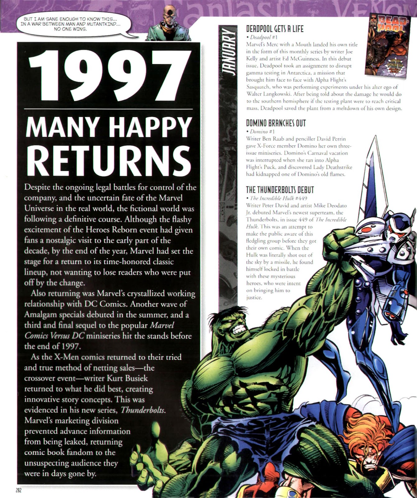 Read online Marvel Chronicle comic -  Issue # TPB (Part 3) - 67
