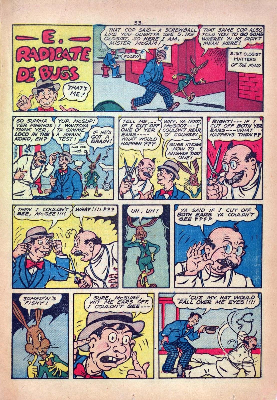 Read online Joker Comics comic -  Issue #2 - 35