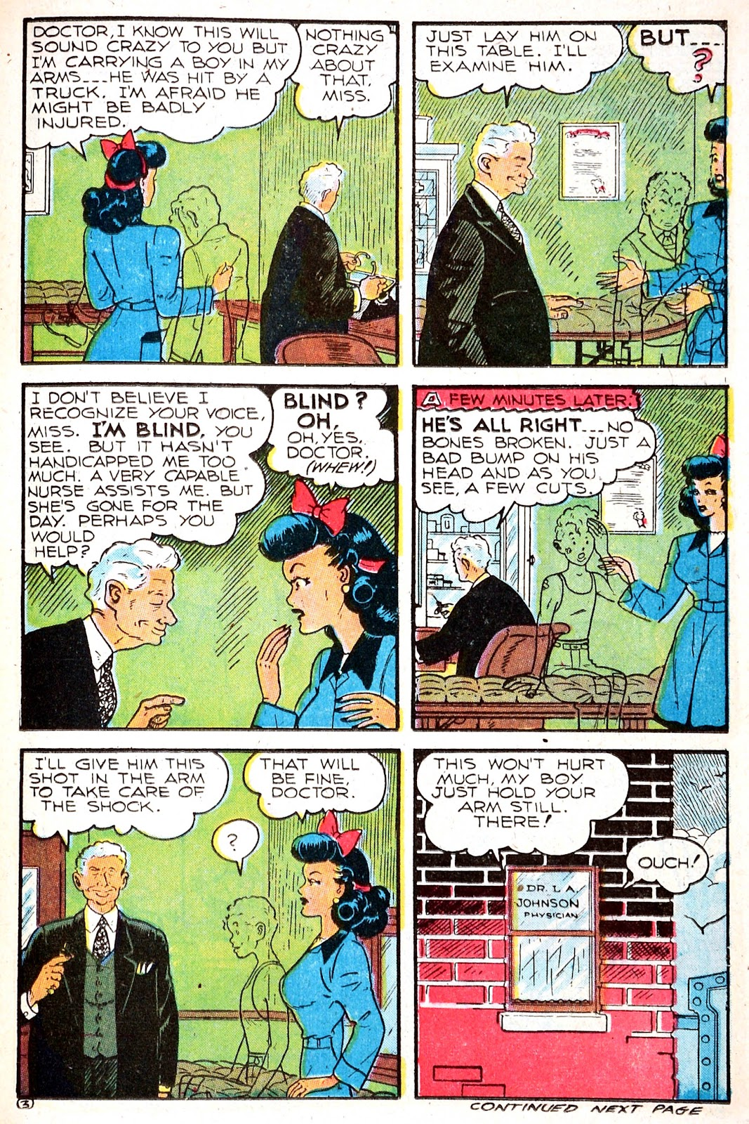 Read online Famous Funnies comic -  Issue #139 - 15