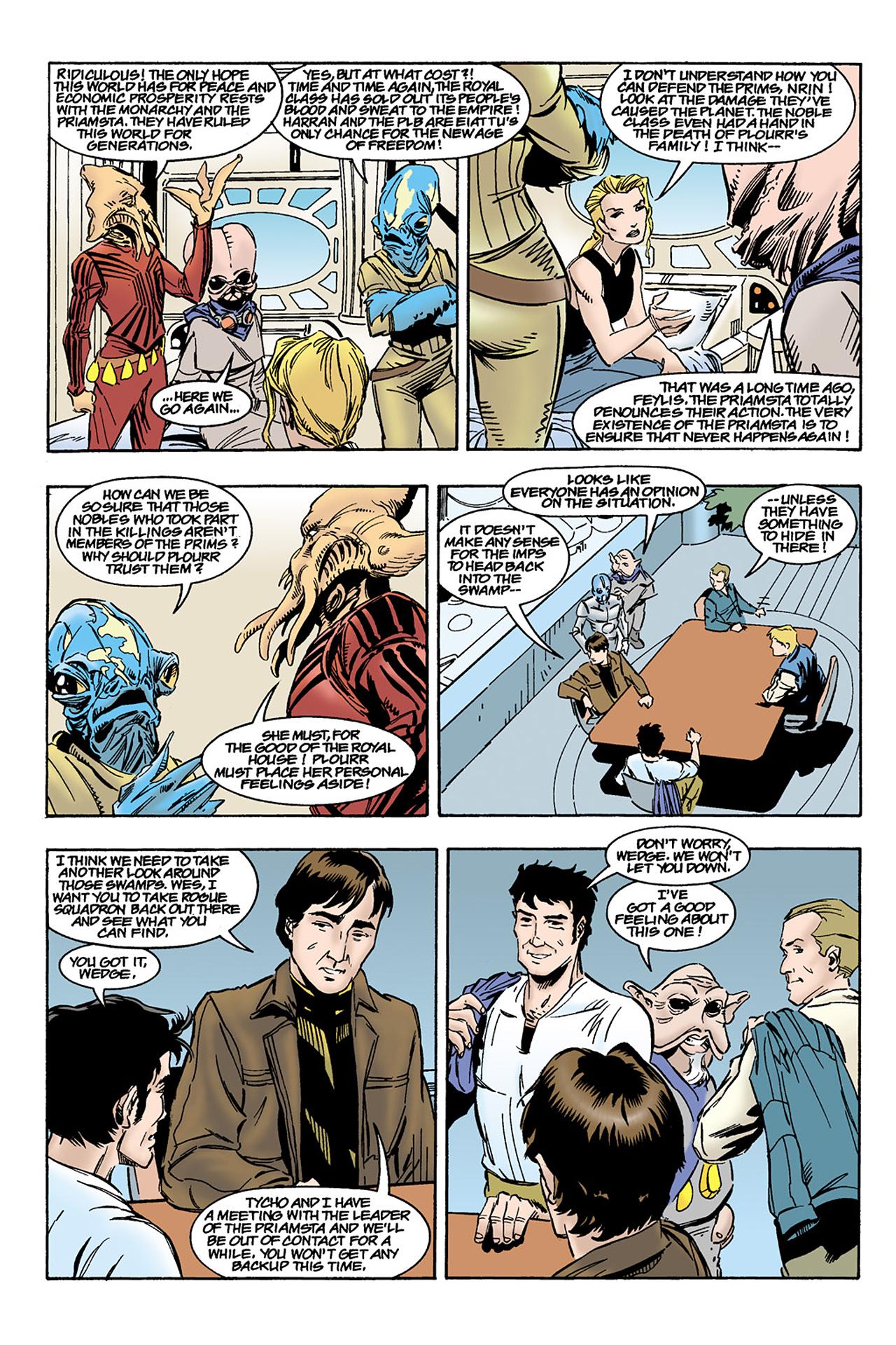 Read online Star Wars Omnibus comic -  Issue # Vol. 2 - 171