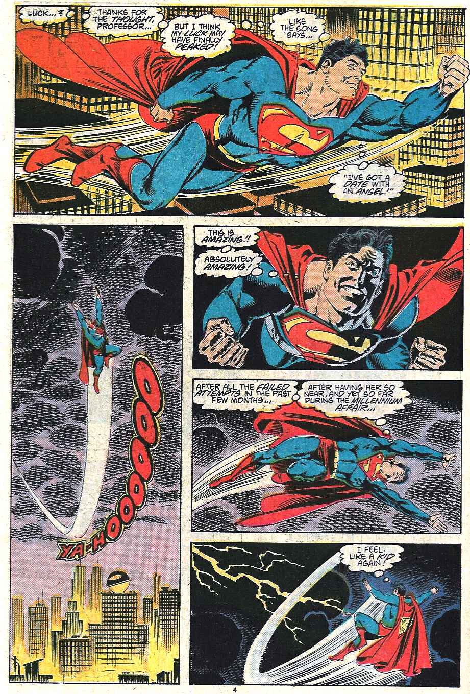 Read online Adventures of Superman (1987) comic -  Issue #440 - 5
