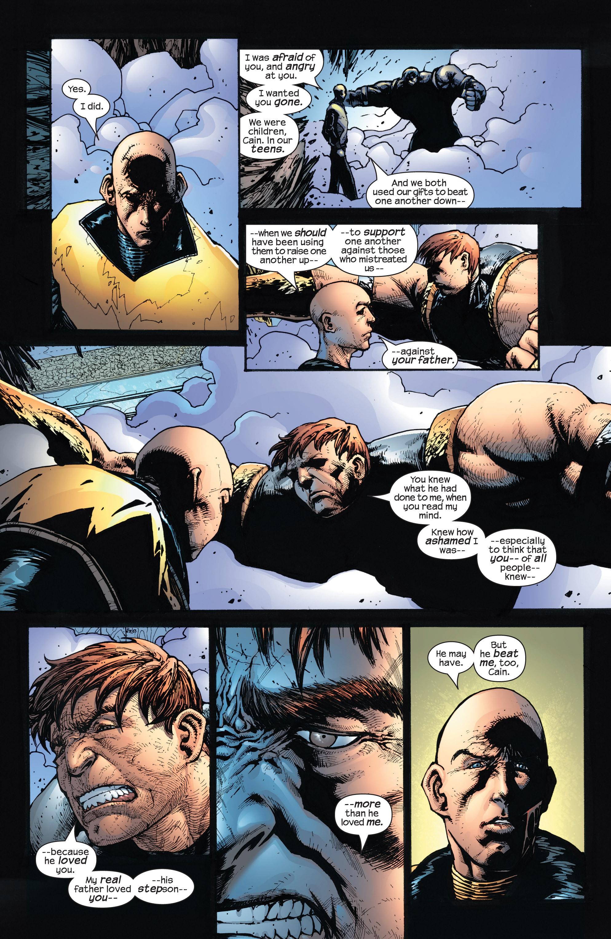 Read online Uncanny X-Men (1963) comic -  Issue #429 - 21