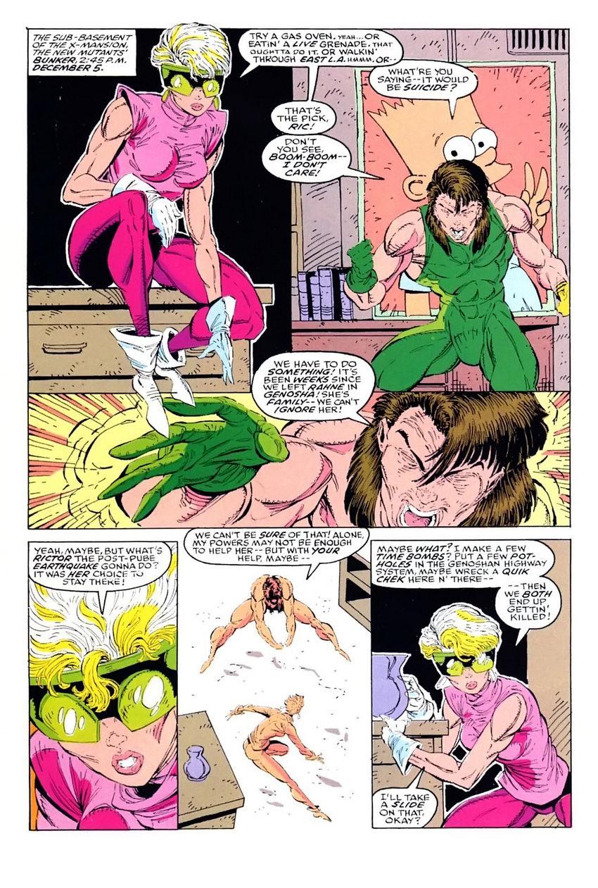 Read online Wolverine: Origins comic -  Issue #25 - 34