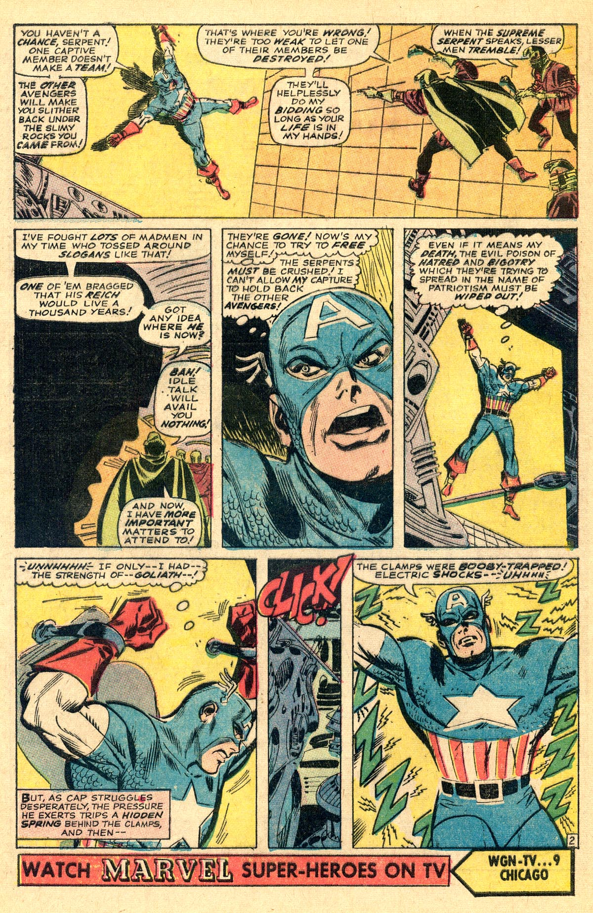 The Avengers (1963) 33 Page 2
