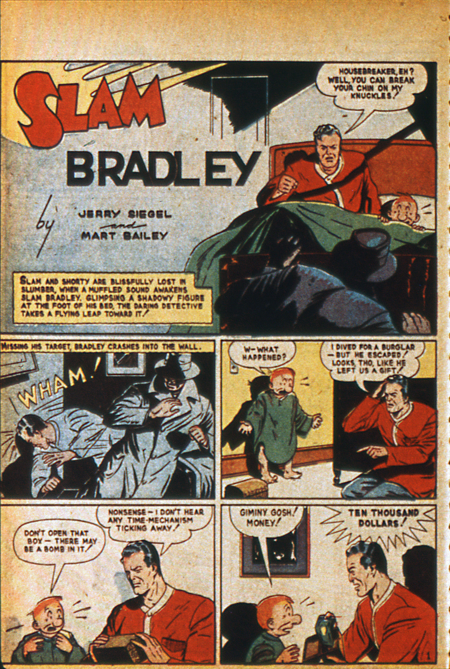 Read online Detective Comics (1937) comic -  Issue #36 - 56