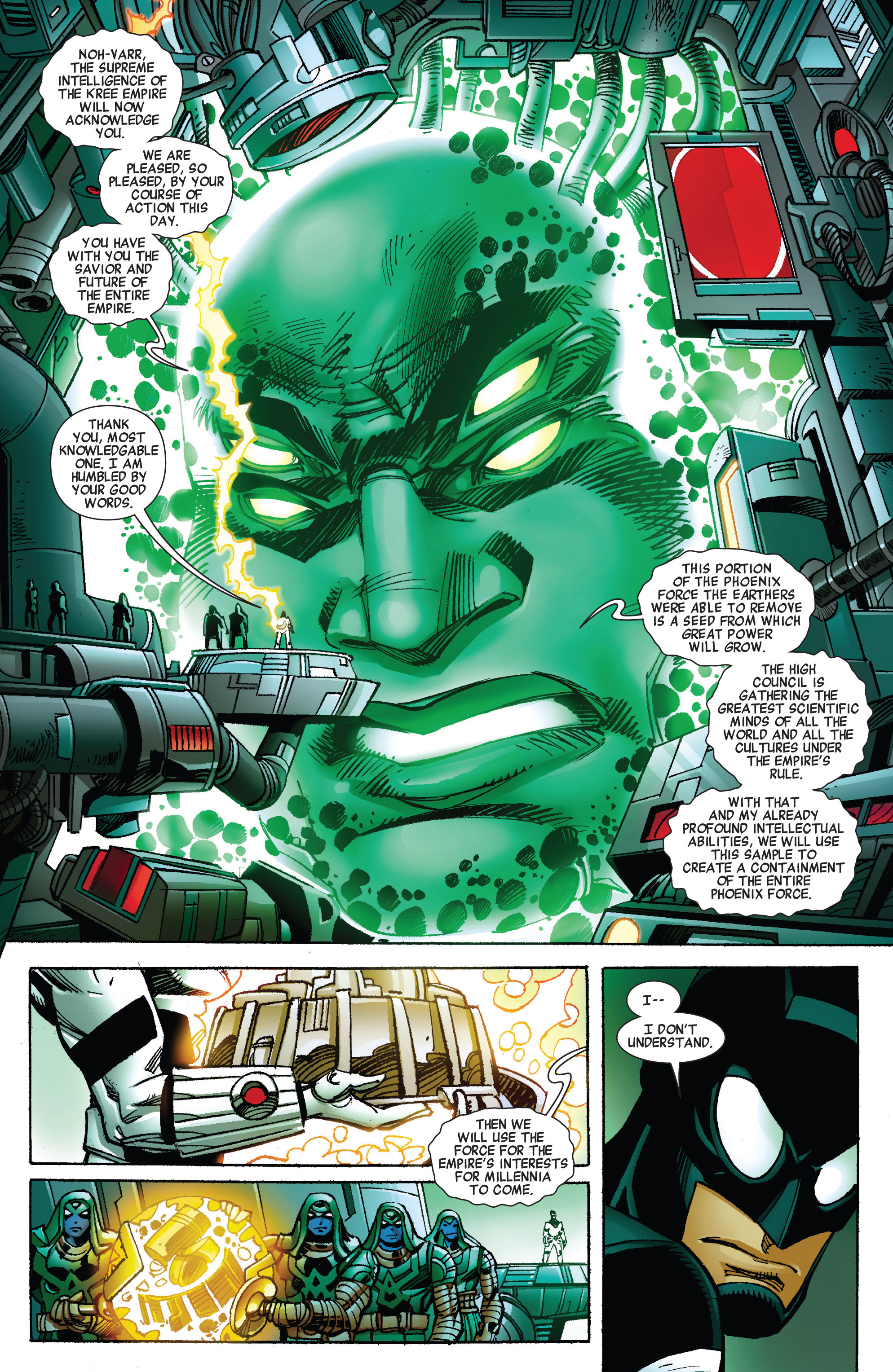 Read online Avengers (2010) comic -  Issue #27 - 7