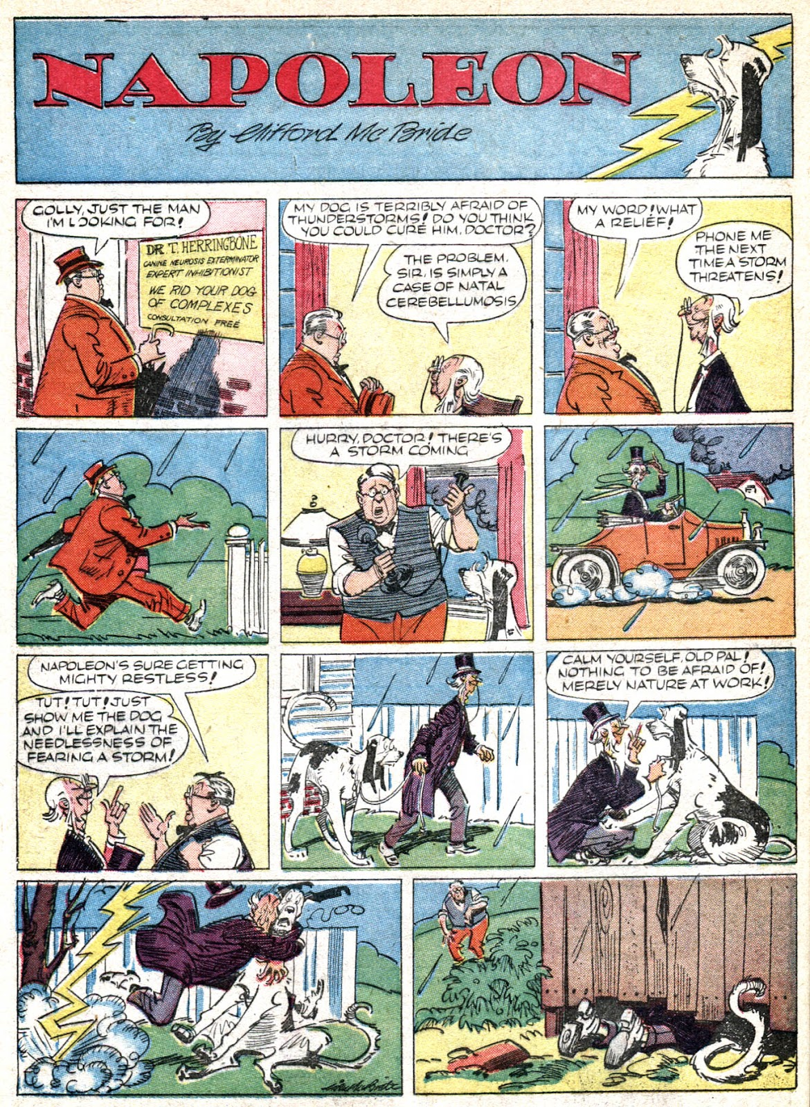 Read online Famous Funnies comic -  Issue #66 - 52