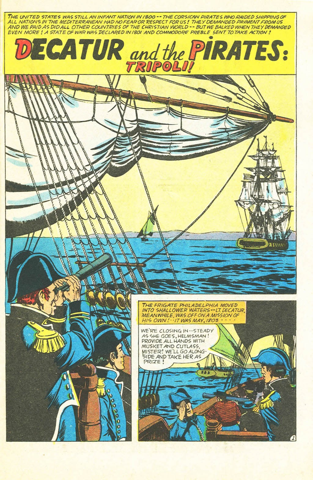 Read online Fightin' Navy comic -  Issue #128 - 21