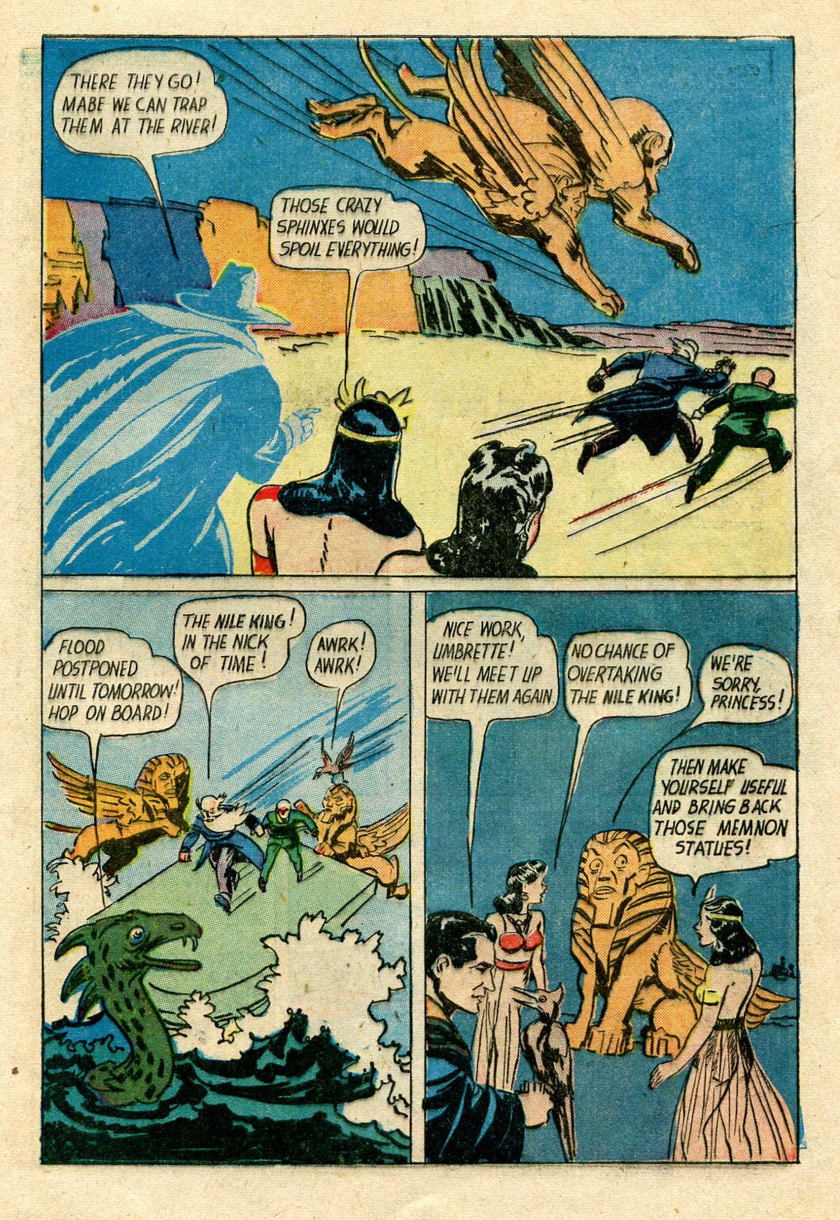 Read online Shadow Comics comic -  Issue #33 - 17