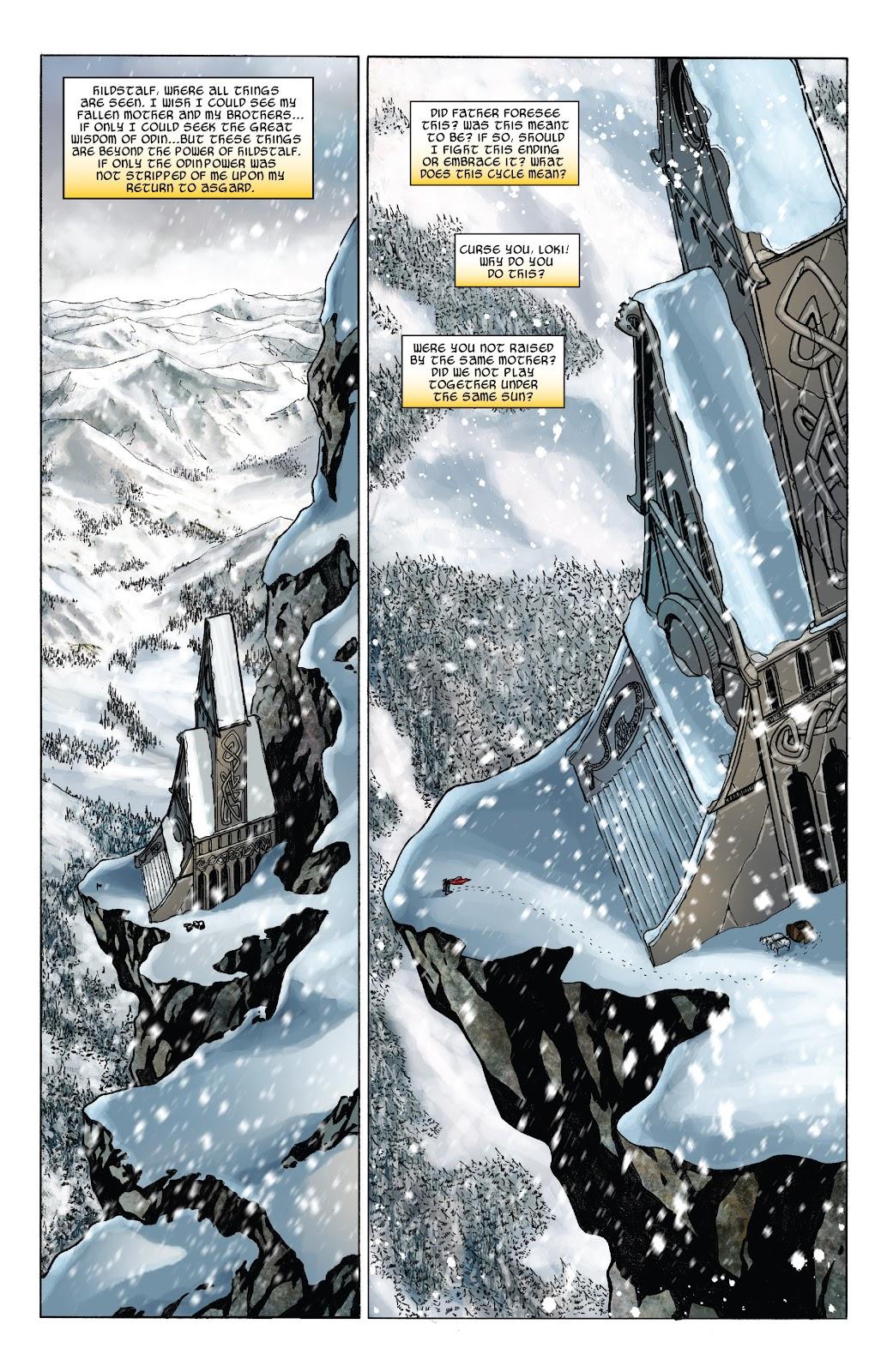 Read online Thor: Ragnaroks comic -  Issue # TPB (Part 3) - 6