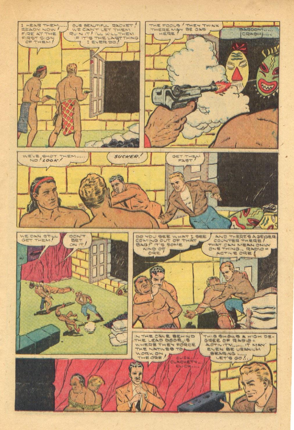 Shadow Comics #101 #94 - English 26