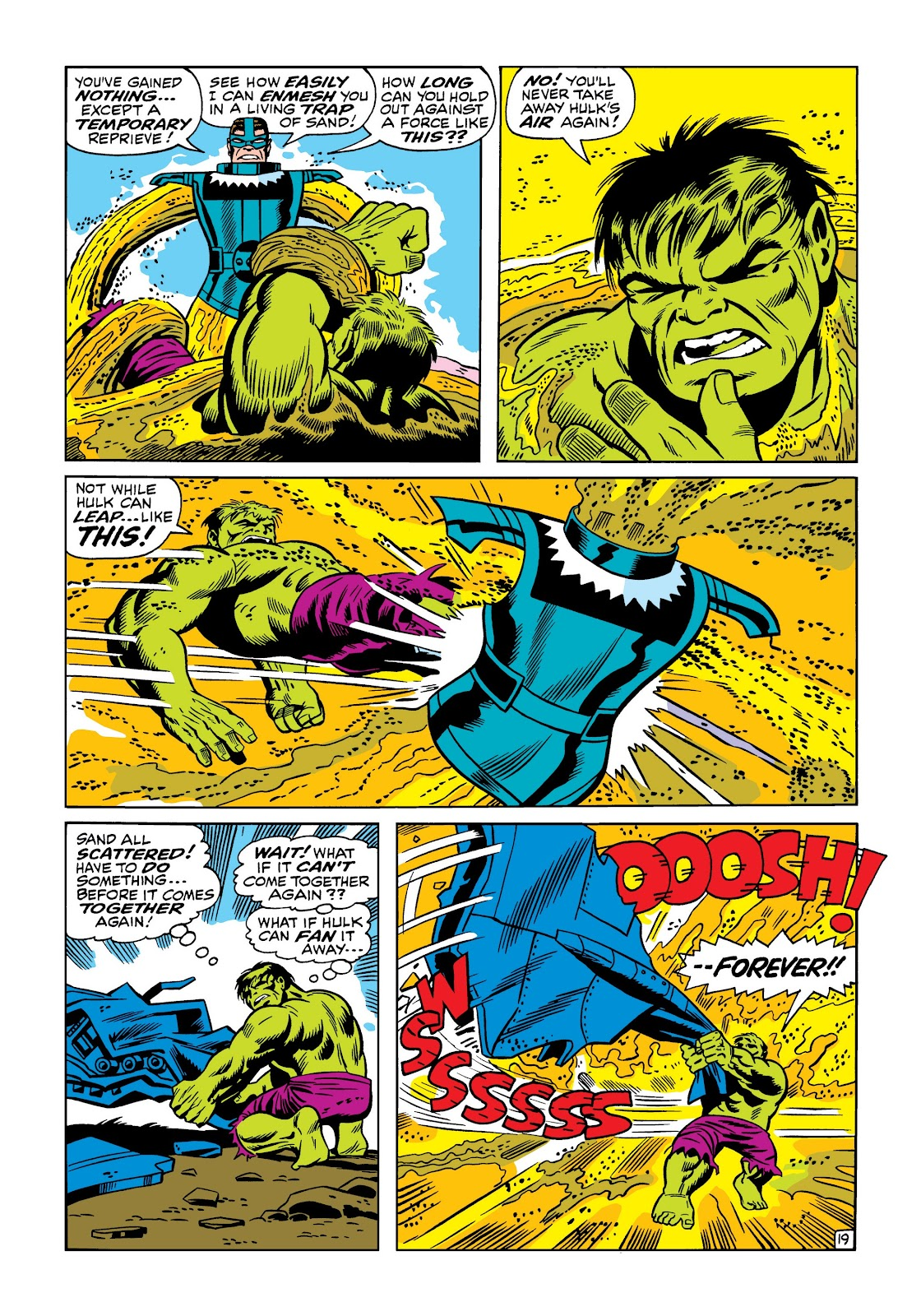 Read online Marvel Masterworks: The Incredible Hulk comic -  Issue # TPB 5 (Part 1) - 67