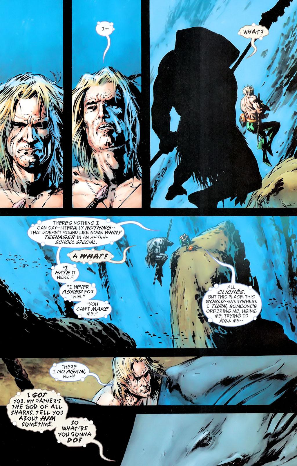 Read online Aquaman: Sword of Atlantis comic -  Issue #42 - 13