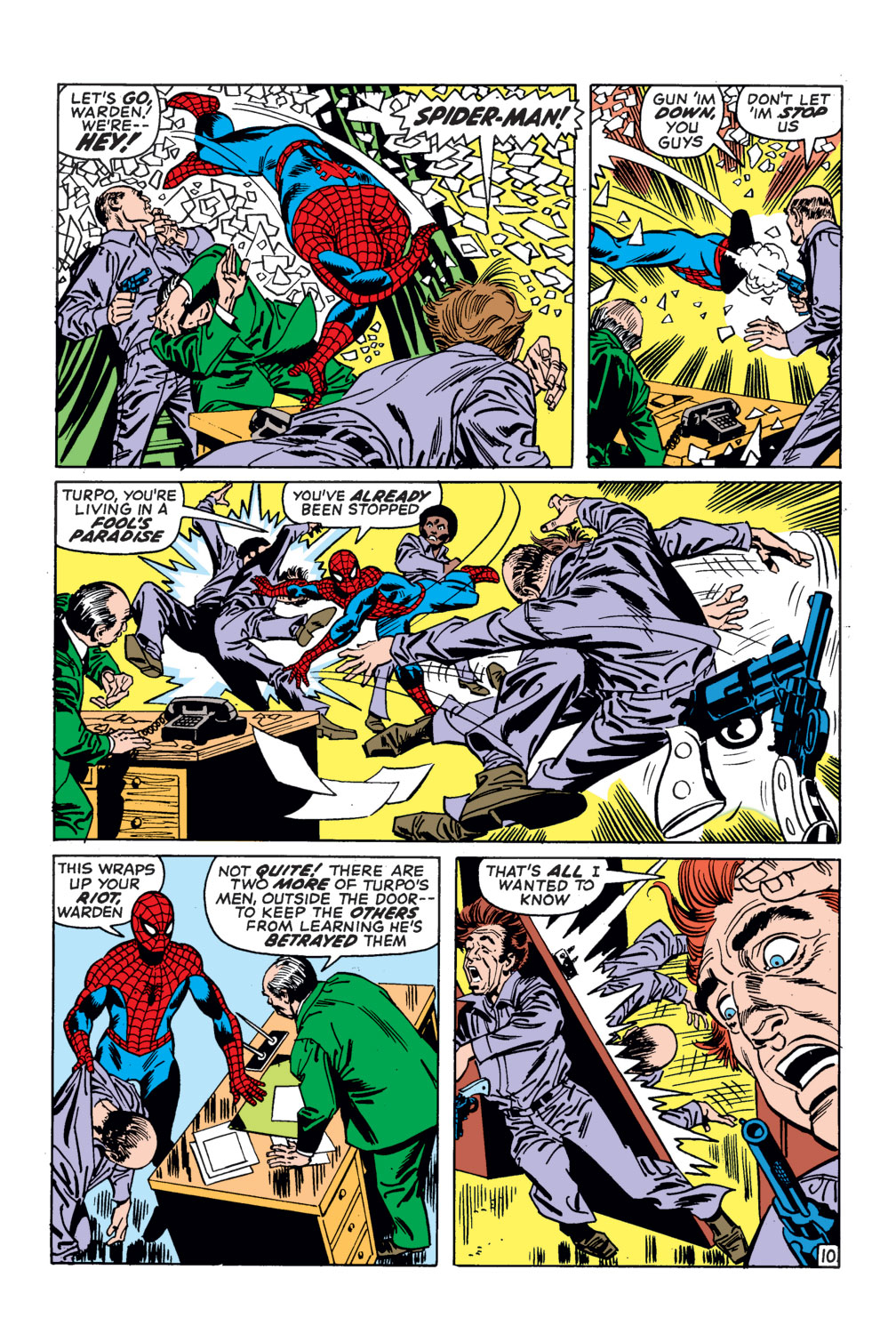 The Amazing Spider-Man (1963) 99 Page 10