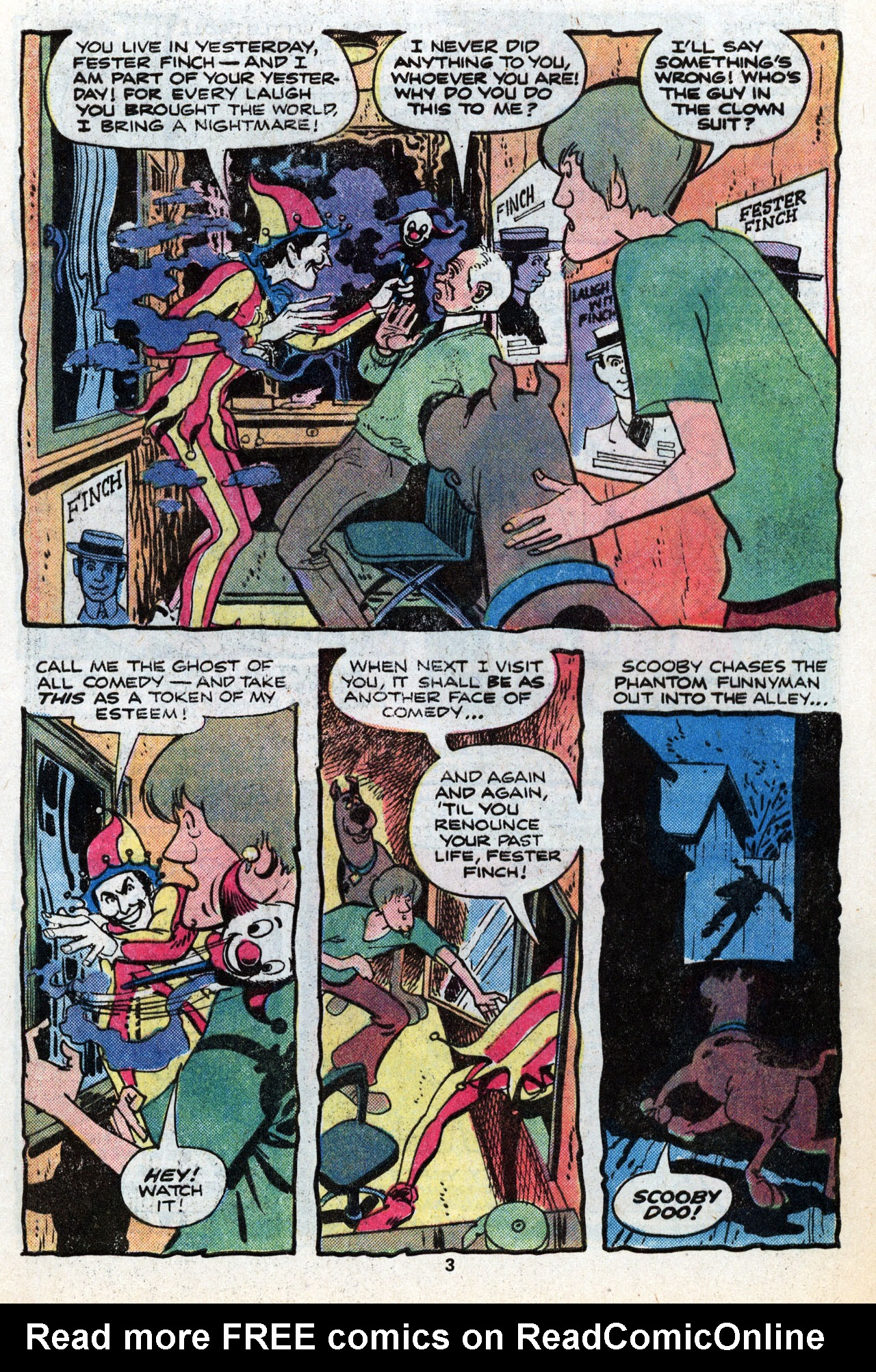 Read online Scooby-Doo (1977) comic -  Issue #6 - 5