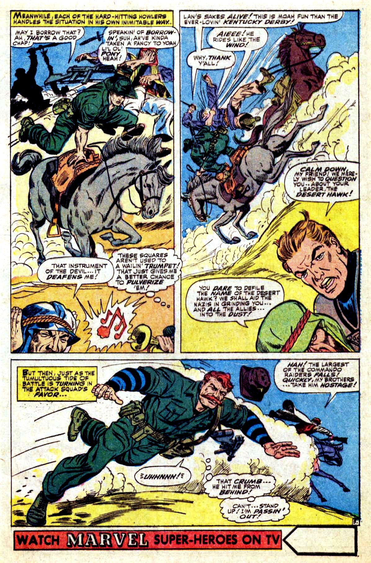 Read online Sgt. Fury comic -  Issue #37 - 9