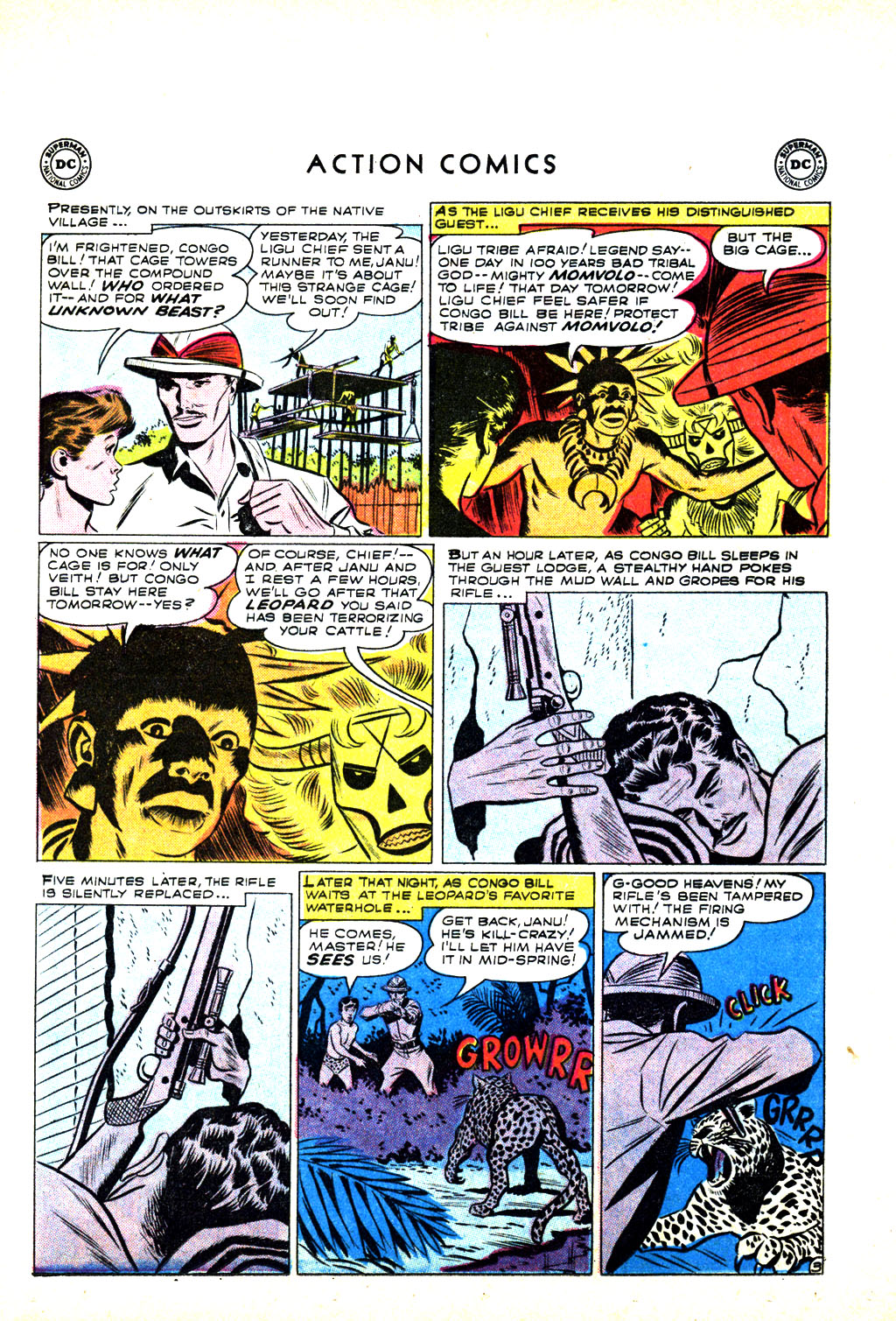 Read online Action Comics (1938) comic -  Issue #246 - 21