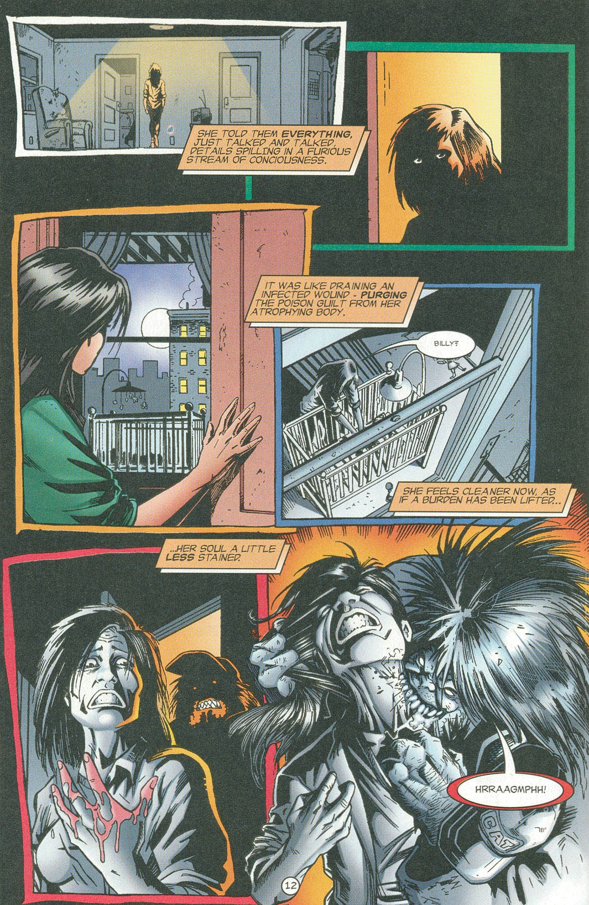 Read online UltraForce (1995) comic -  Issue #6 - 14