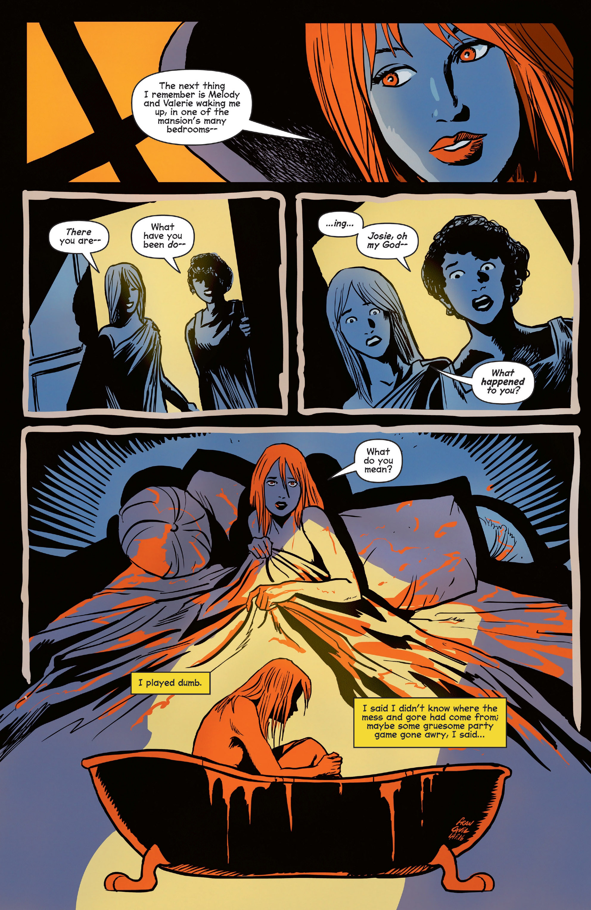 Read online Afterlife with Archie comic -  Issue #10 - 20