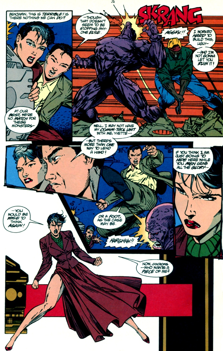 Read online Gunfire comic -  Issue #12 - 22