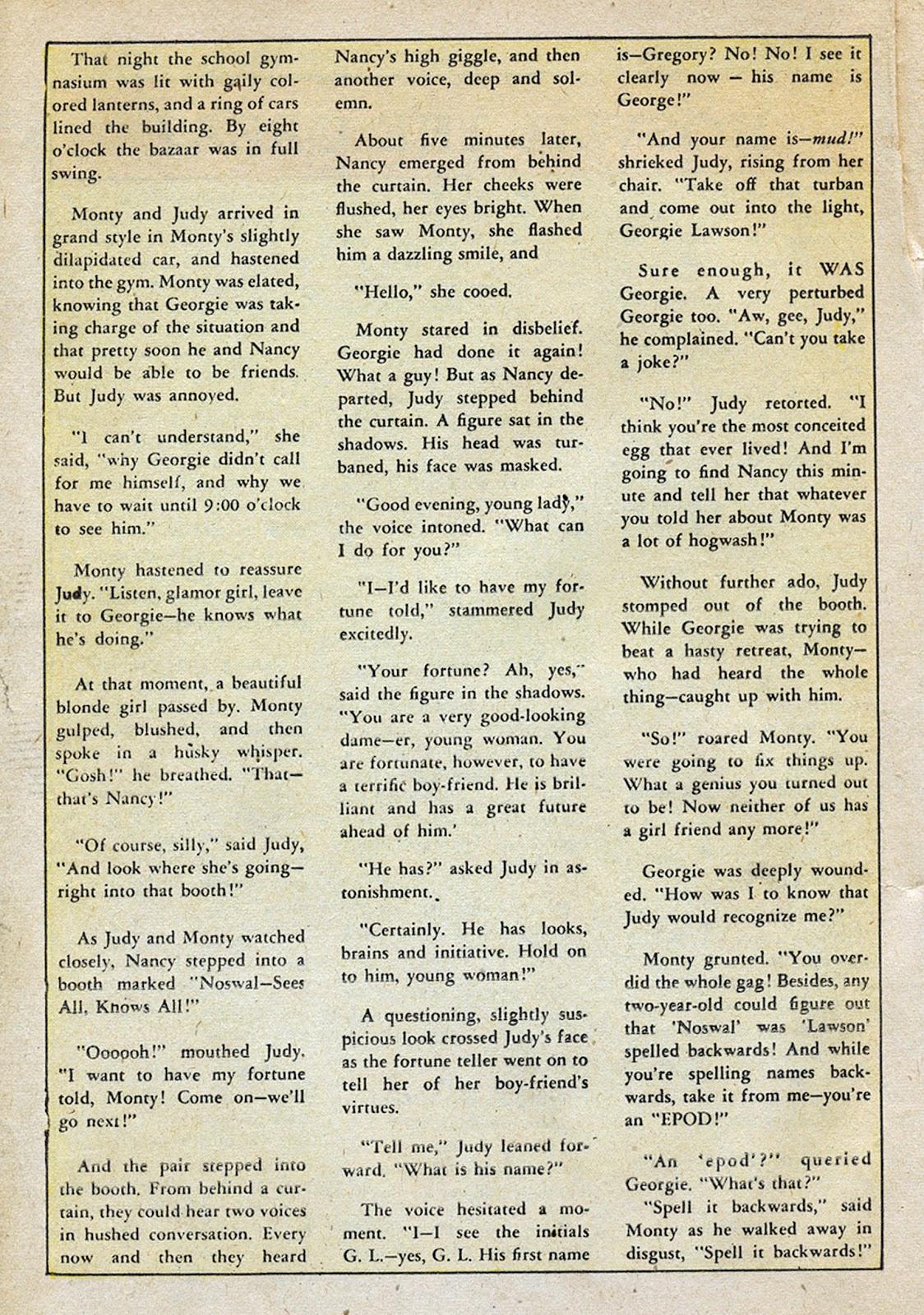 Georgie Comics (1945) issue 4 - Page 26