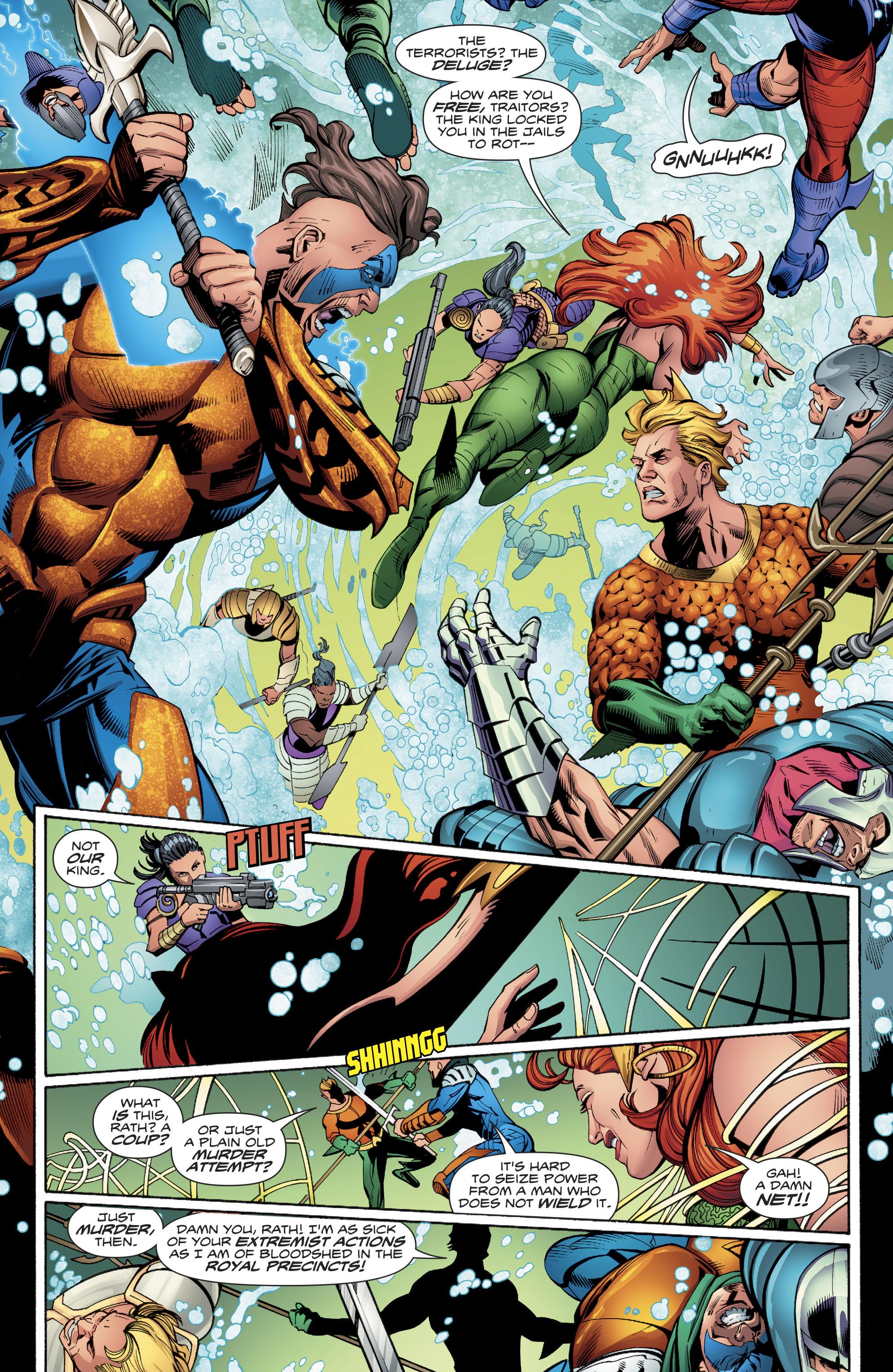Read online Aquaman (2016) comic -  Issue #23 - 8