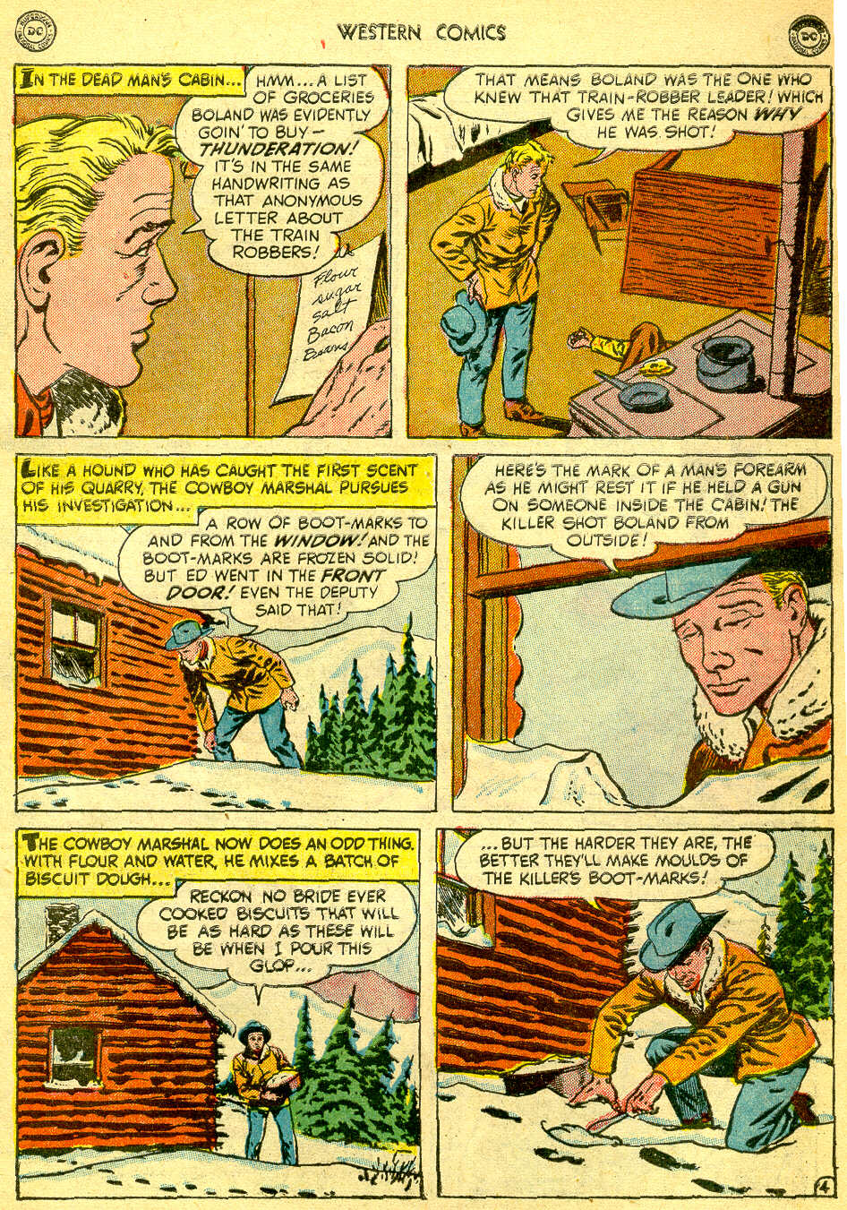Western Comics issue 18 - Page 41