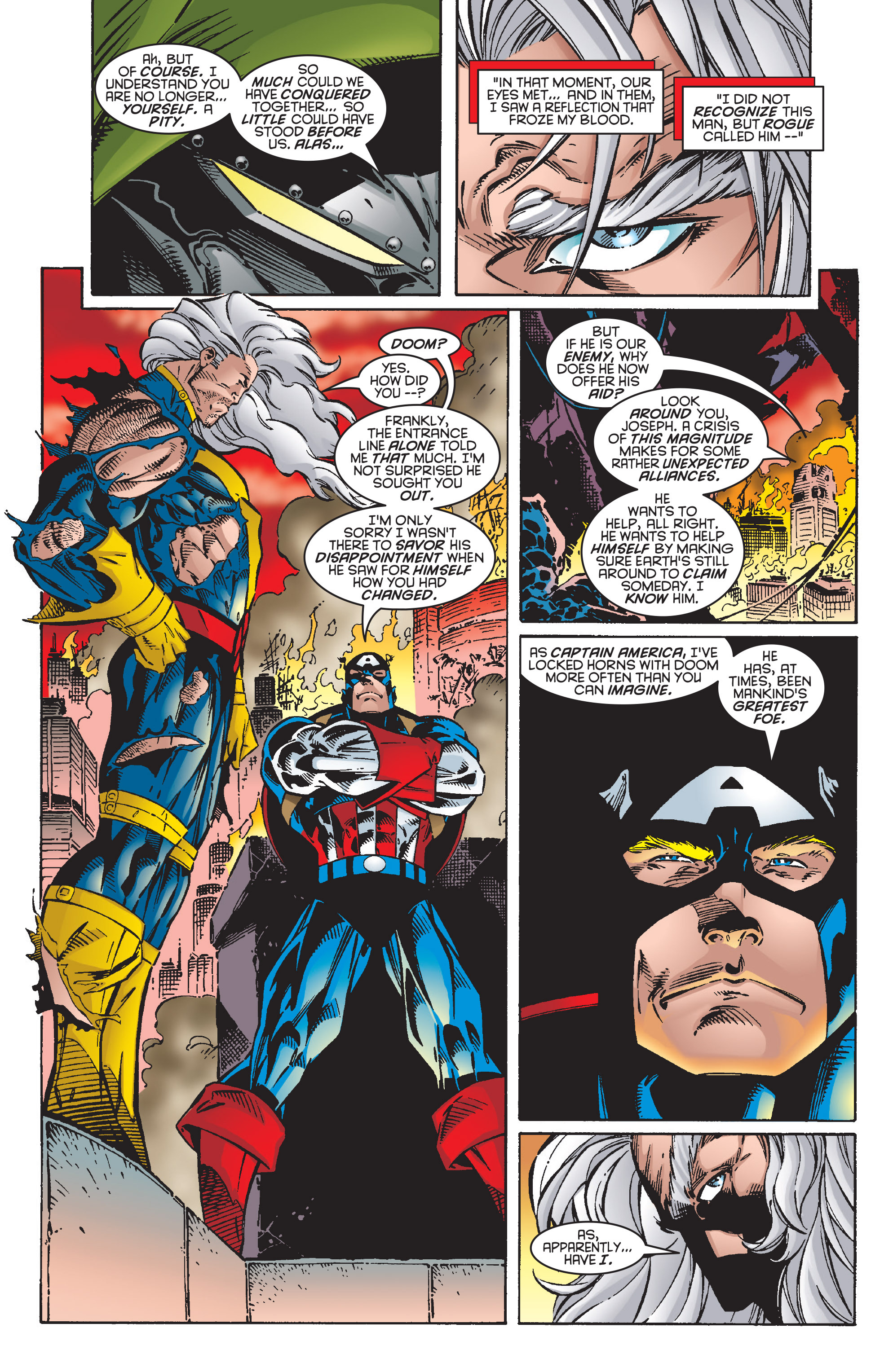 X-Men (1991) 56 Page 8