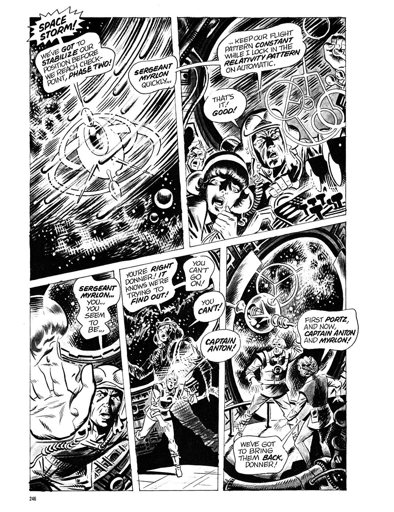 Read online Eerie Archives comic -  Issue # TPB 5 - 247