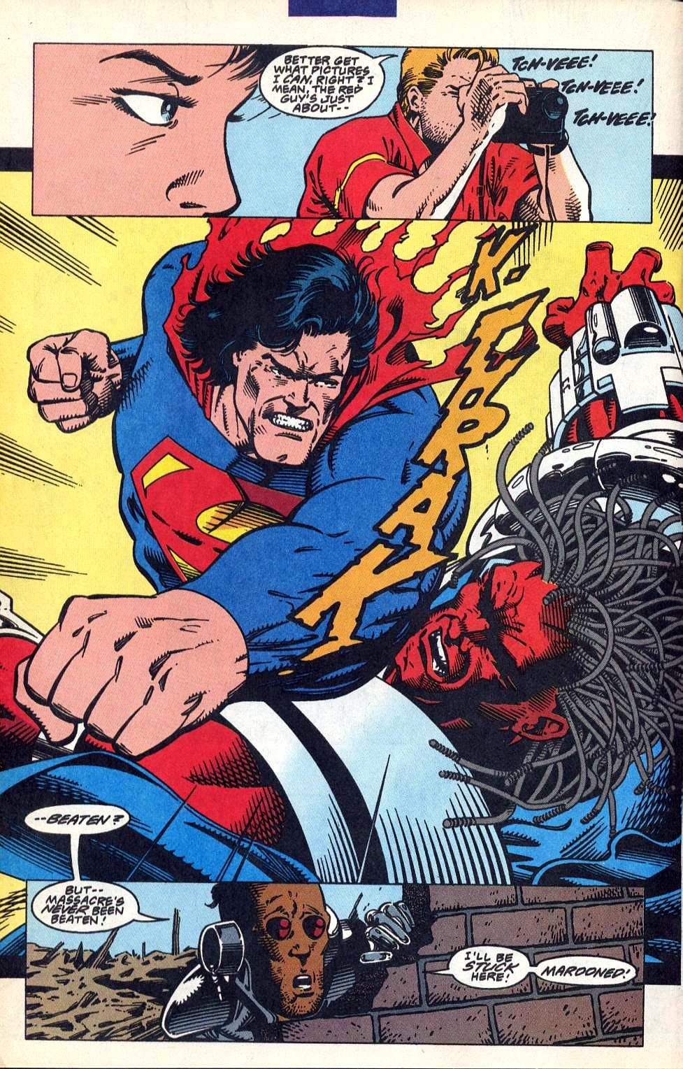 Read online Adventures of Superman (1987) comic -  Issue #515 - 18