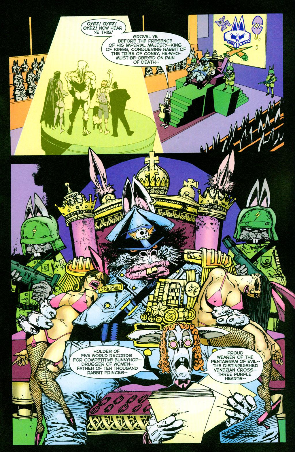 Read online The Authority/Lobo: Spring Break Massacre comic -  Issue # Full - 24