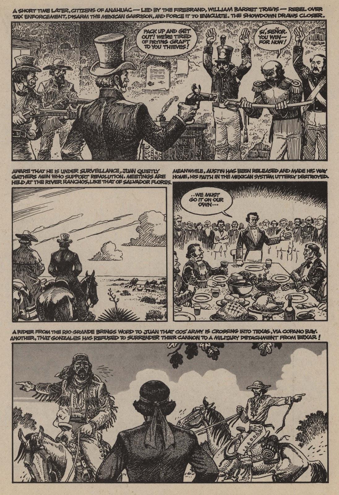 Recuerden el Alamo issue Full - Page 28