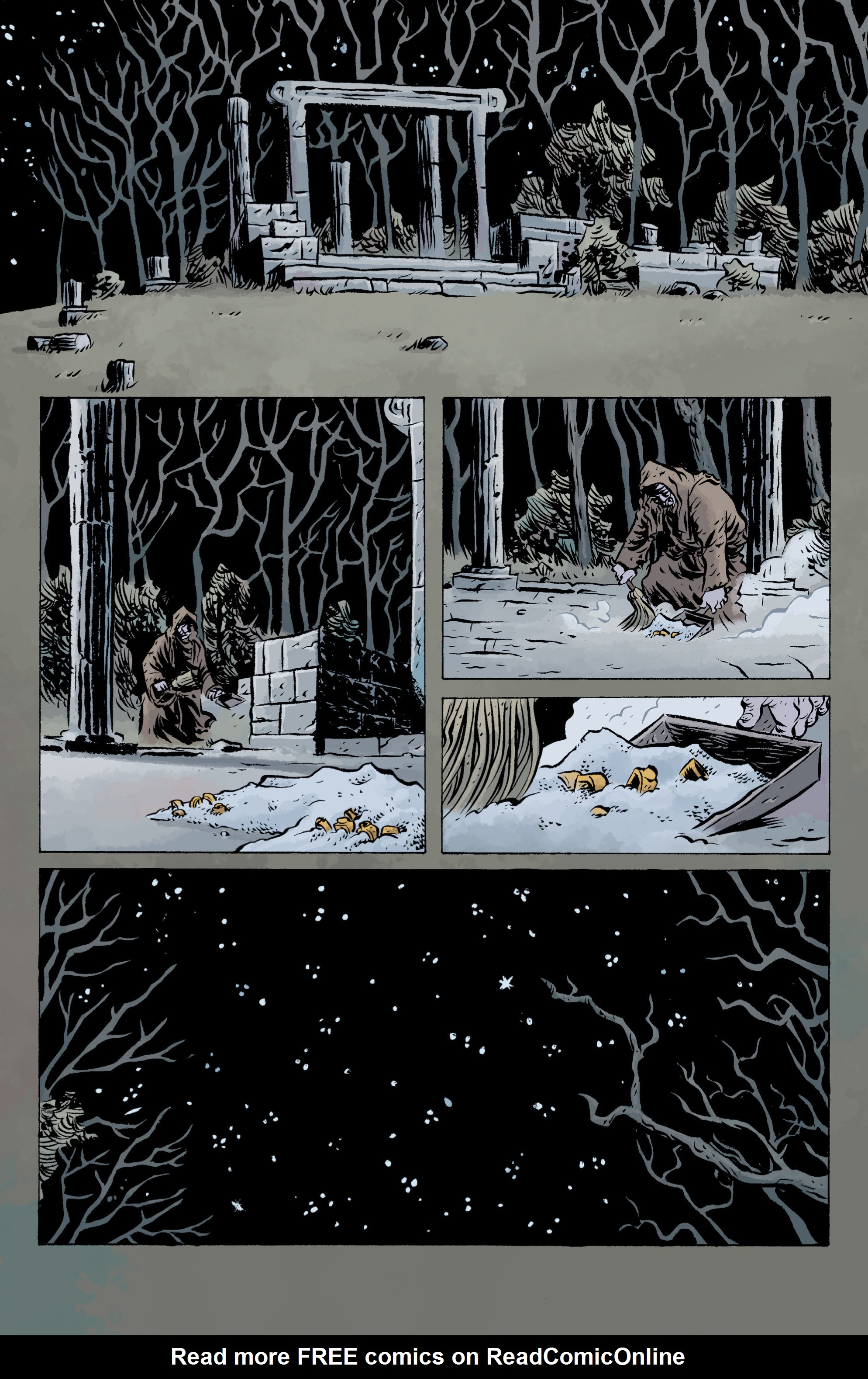 Read online B.P.R.D. (2003) comic -  Issue # TPB 13 - 81