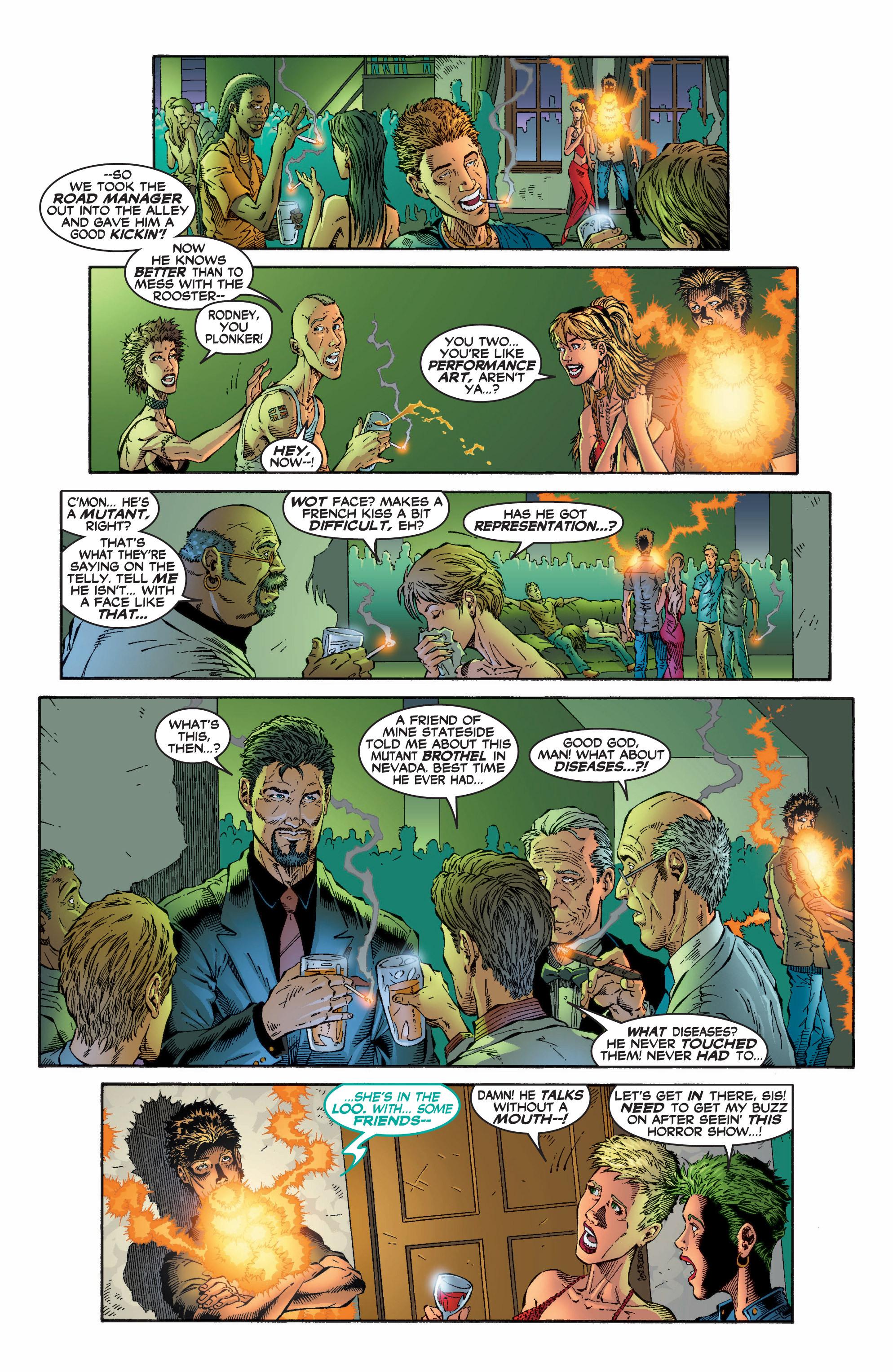 Read online Uncanny X-Men (1963) comic -  Issue #396 - 6