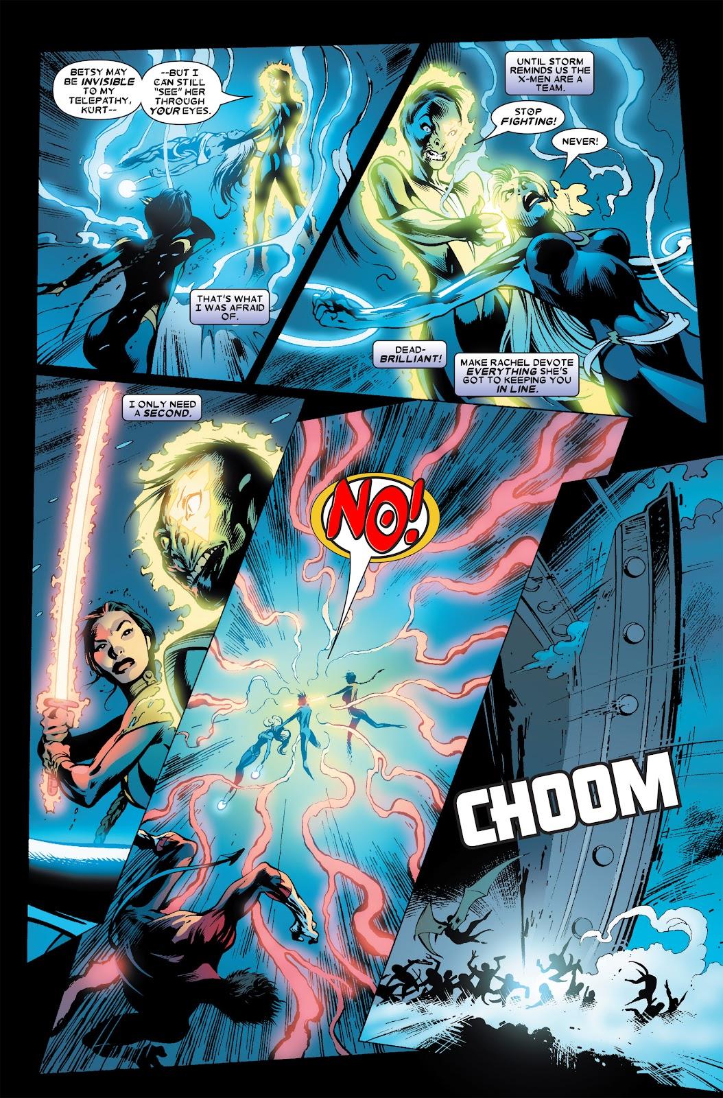 Uncanny X-Men (1963) issue 459 - Page 16